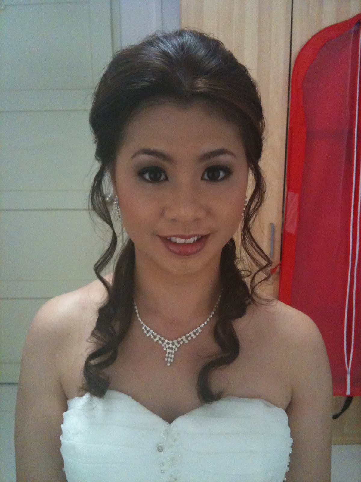 makeup and hair styling in singapore bridal make up artist singapore bridal hair style 6593