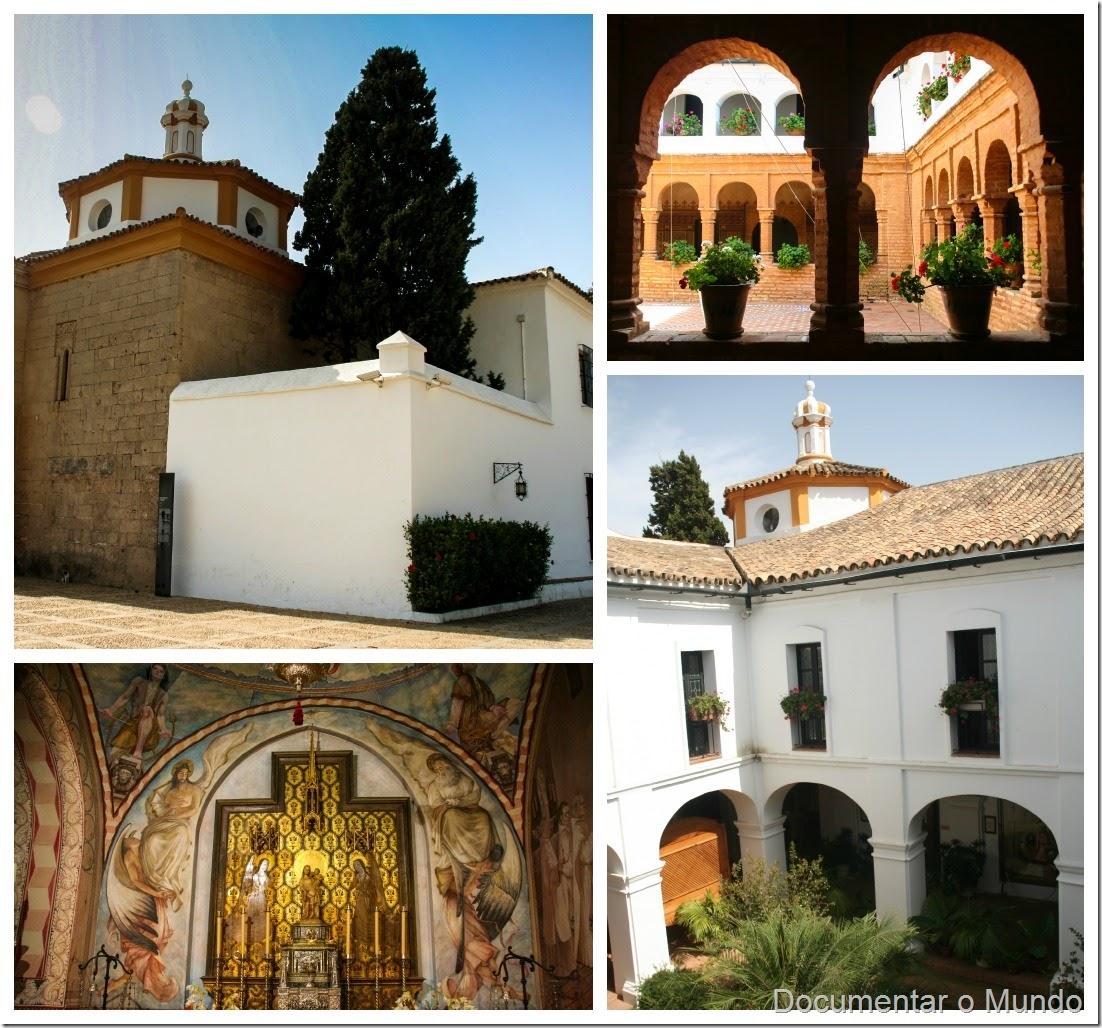 Mosteiro de Santa María de la Rábida, Lugares Columbinos, Espanha
