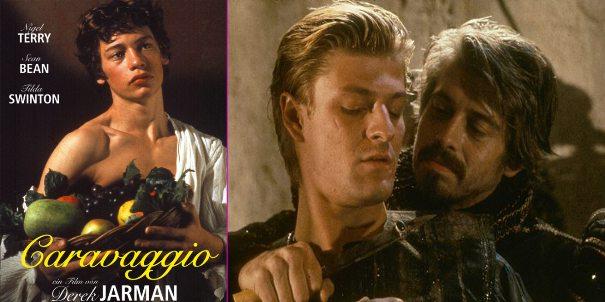 Caravaggio, película