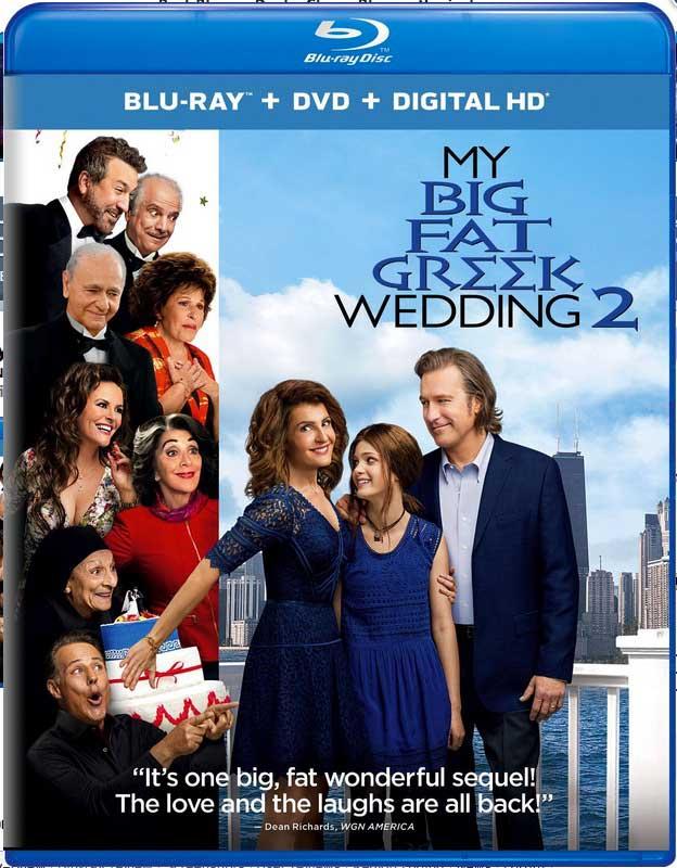 Mi gran boda griega 2 (2016) 1080p HD Latino