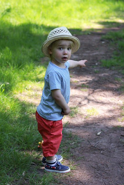 outdoor toddler