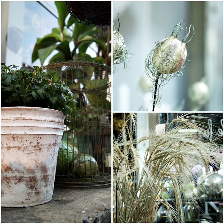 Blog + Fotografie by it's me! - Bloggertreffen in Berlin - Collage Blumen bei Stoebern de Luxe
