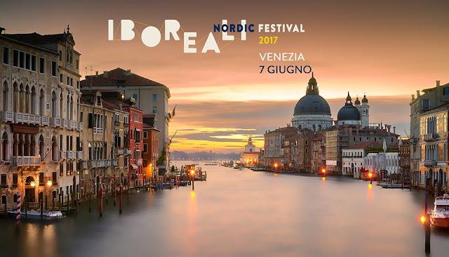 I BOREALI 2017 a Venezia - mercoledì 7 giugno