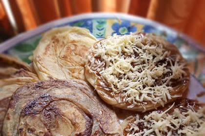Tip Memasak Membuat Roti Canai Manis, Resep Masakan Sederhana