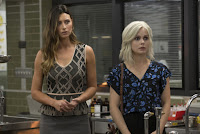 Aly Michalka and Rose McIver in iZombie Season 3 (2)