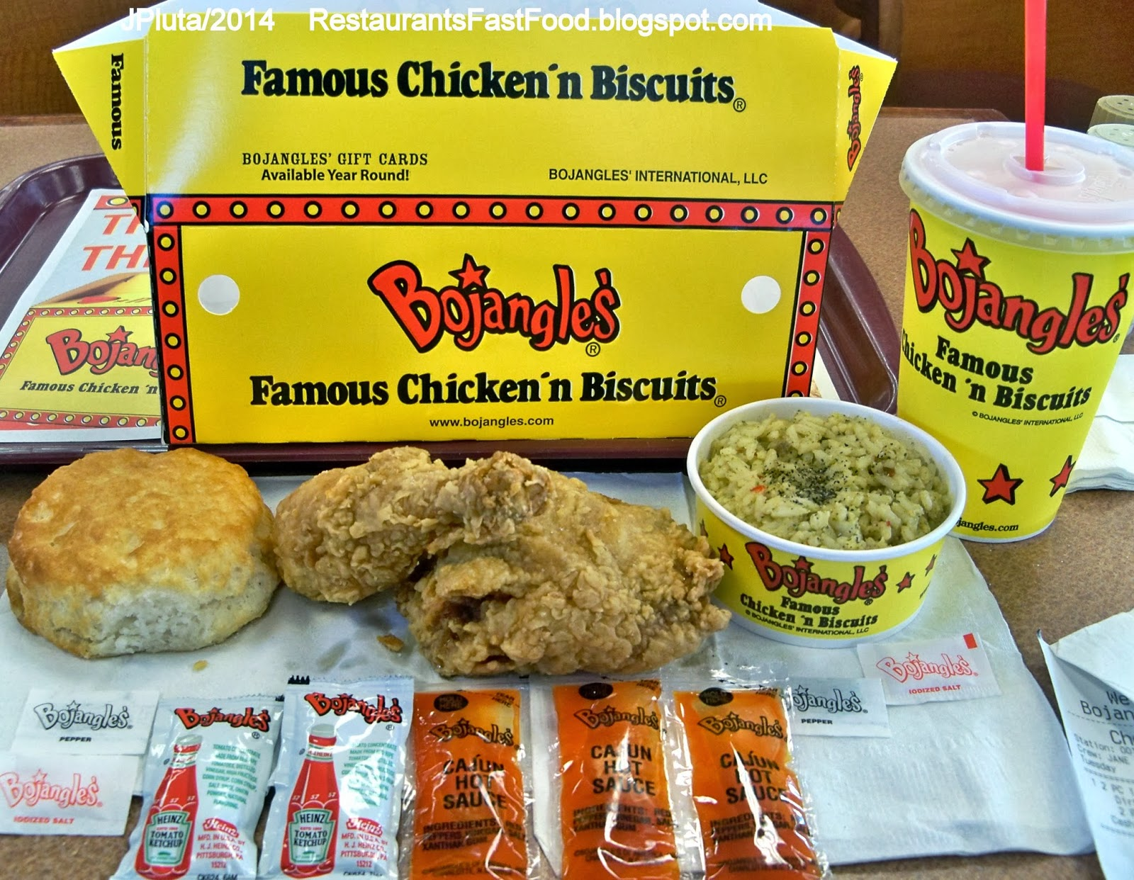 Fast Food Chicken Places In Georgia