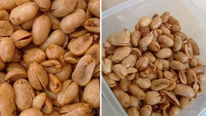 Resep Kue Kering Kacang Bawang Spesial Gurih
