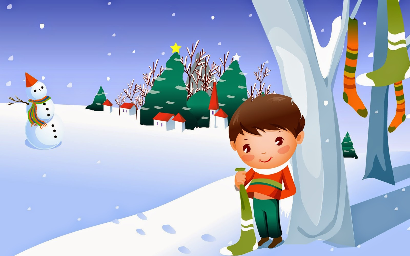 Christmas-time-kid-with-snowman-doll-cartoon-drawing-image-for-kids-and-children-story-time.jpg