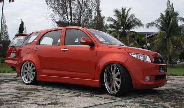 Mobil Modifikasi Ceper Toyota Rush  Oto Trendz