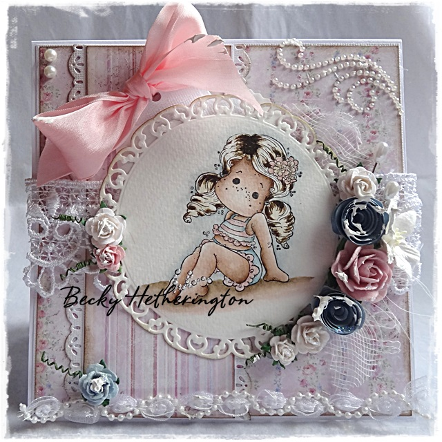 The Ribbon Girl Blog: July Card Challenge