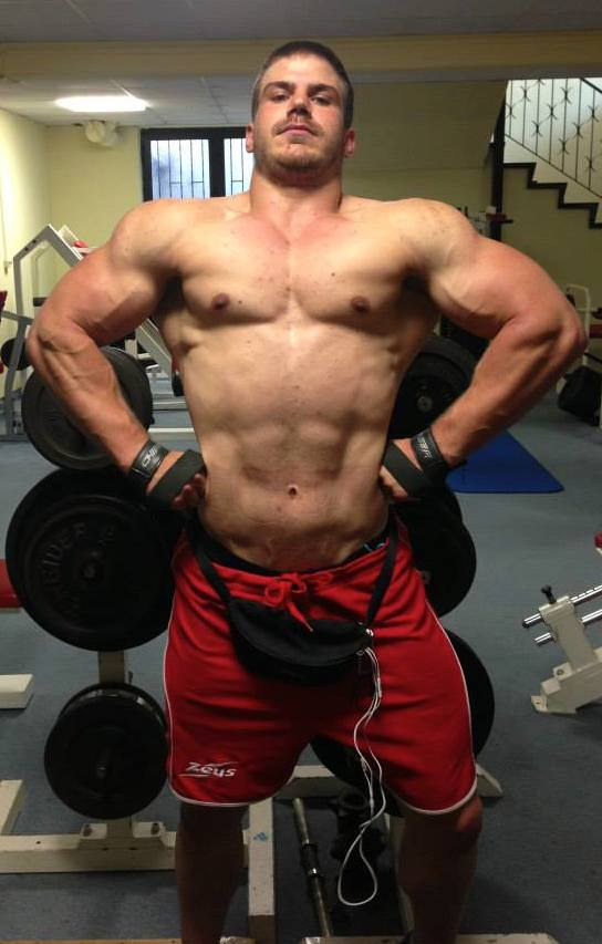 beefcakes of wrestling muscle monday chris rush