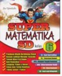 Buku Super Matematika SD Kelas 6 SD Murah