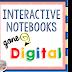 Science Digital Interactive Notebooks