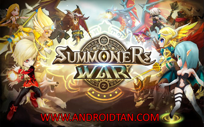 Download Summoners War Mod Apk v3.2.3 (God Mode) Android Latest Version 2017