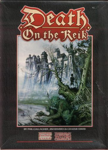 Age of Ravens: Death on the Reik: Reading Warhammer's