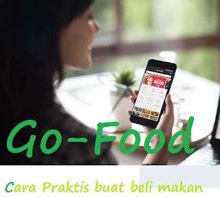 Cara Pesan Go-Food