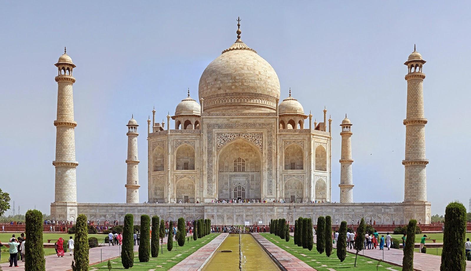 Taj Mahal Wikipedia, Muhammad Mahdi Karim