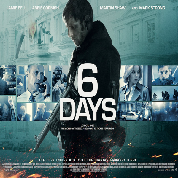 6 Days, 6 Days Synopsis, 6 Days Trailer, 6 Days Review, Poster 6 Days