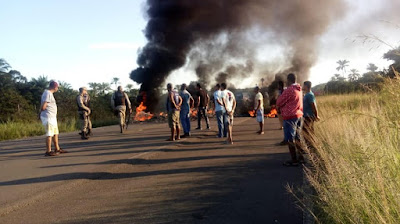 Secretaria de Infraestrutura da Bahia (Seinfra) Emite nota sobre as Obras de Recuperação da estrada de Jaguaripe