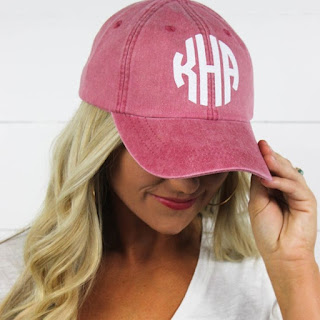 personalized hat