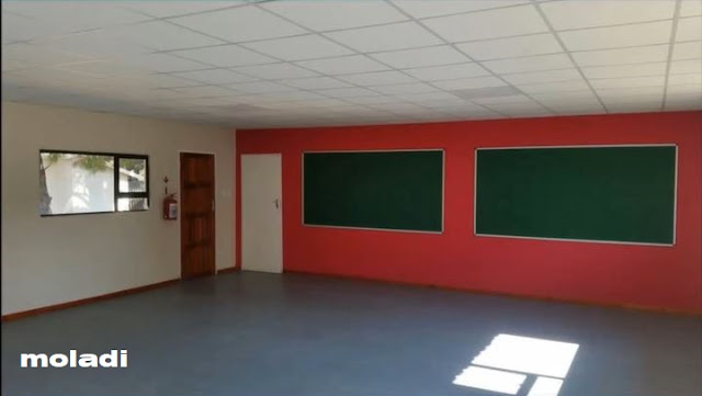 Classrooms constructed in Gauteng - moladi