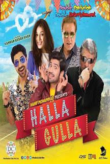 Halla Gulla (2015) Full Movie Urdu HDRip 1080p   720p   480p   300Mb   700Mb