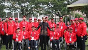 Perolehan Medali Asian Para Games 2018, Senin 8 Oktober