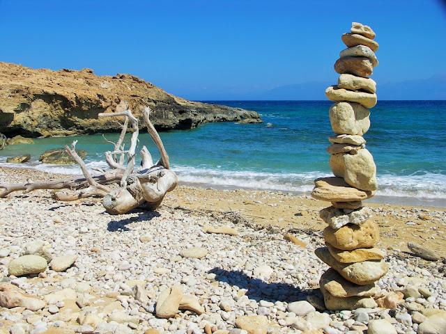 Plaża Agios Ioannis, Agios Ioannis beach, Gavdos