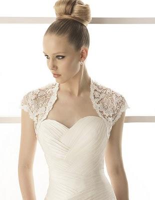 Vestido De Noiva Com Bolero Ou Renda