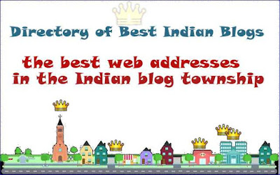 best blogs from India