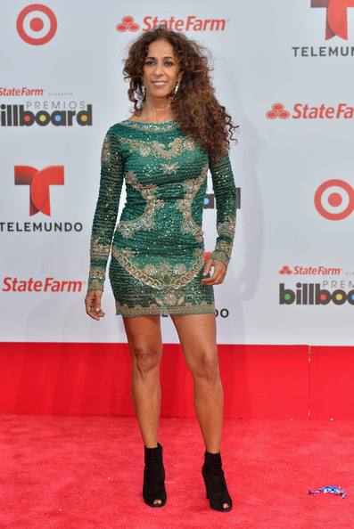 Who Wore What Latin Billboard Awards 2013 Bueno