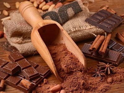 Los ejercicios y el chocolate tienen el mismo efecto