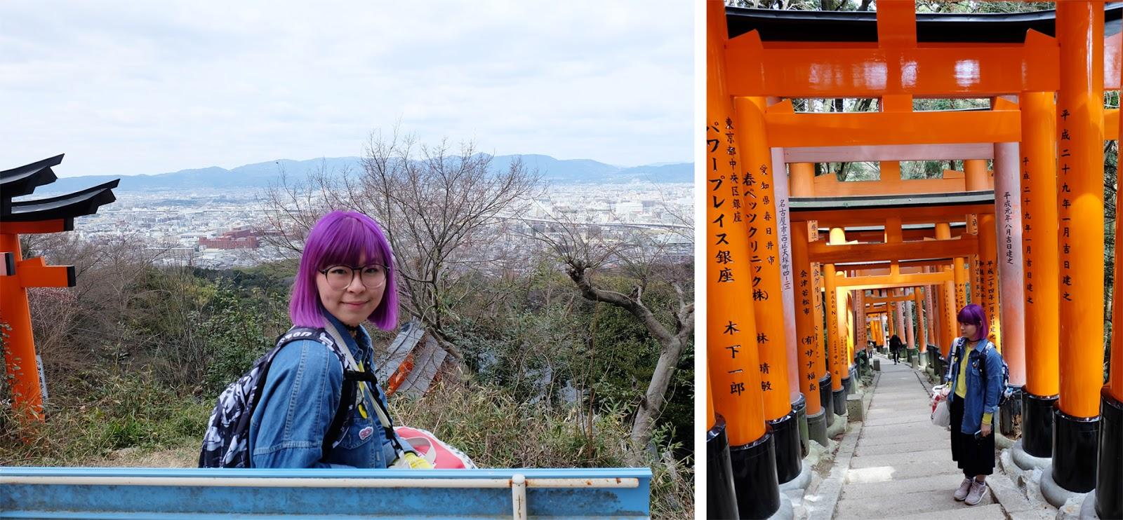Japan 14 days itinerary kyoto fushimi inari | www.bigdreamerblog.com