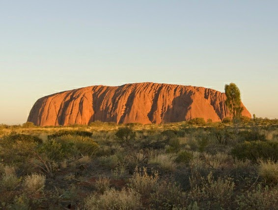 ULURU-KATA TJUTA NATIONAL PARK - Top List of Best Travel Countries in the World