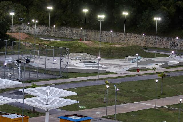 Parque da Macaxeira