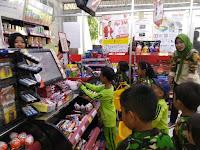 Asyiknya Belajar Berbelanja Di Alfamart