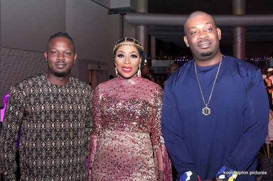 Dr-Sid-Donjazzy-Mo-Abudu-the-Premiere-of-The-Wedding-Party-2-Destination-Dubai