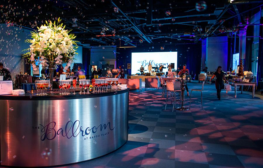 Bayou Place Ballroom Wedding Venue