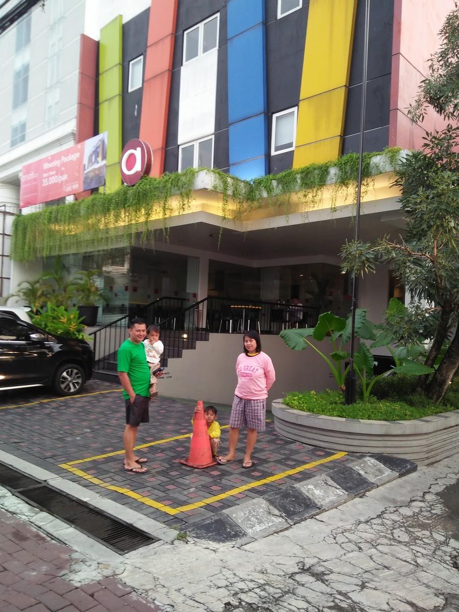 Pengalaman Menginap Di Hotel Amaris Diponegoro Jogja Bersama Keluarga Denianggoleta