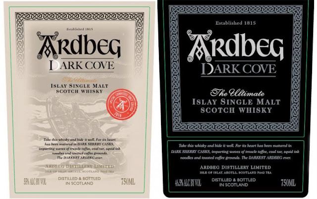 Ardbeg Dark Cove - The... err... darkest Ardbeg ever... ish.