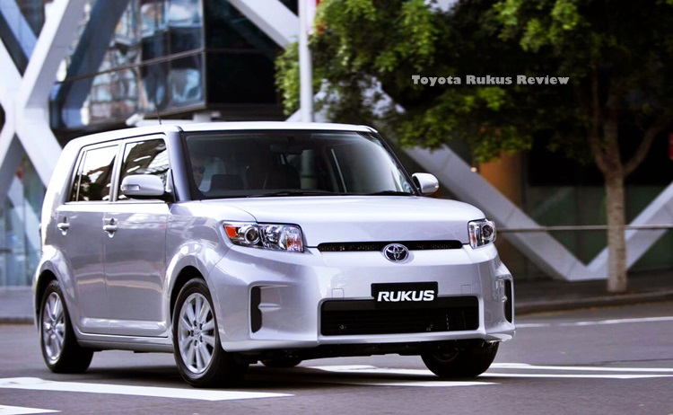 Toyota Rukus Hatchback Review