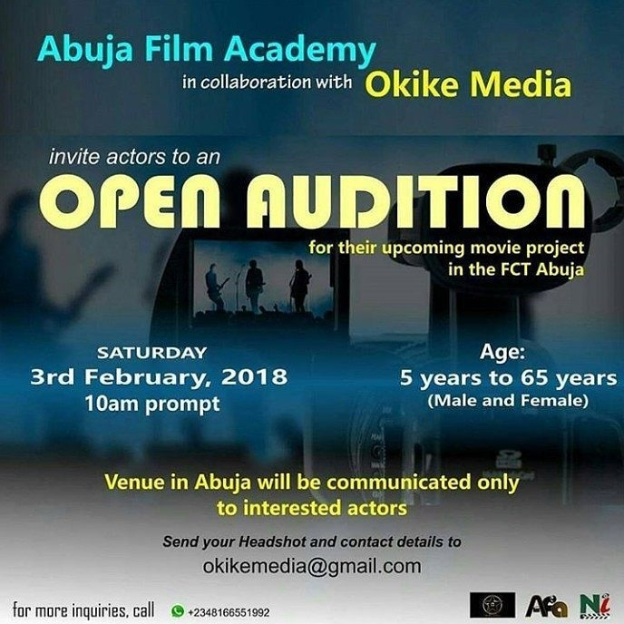 Are You An Aspiring Actor Or Actress Have Been Looking For Platform To Showcase And Enhance Your Talent Here Comes A Lifetime Opportunity As