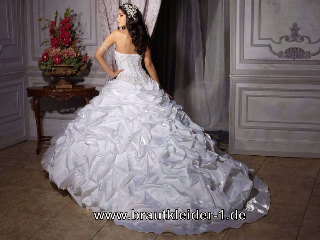 Brautkleider Mit Schleppe Neues Sissi Brautkleid Mit Schleppe