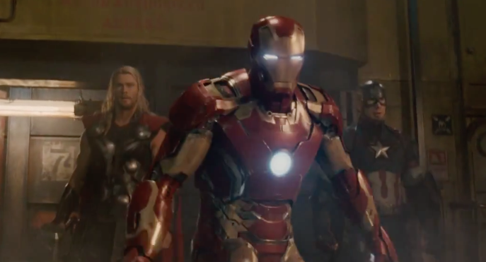 Did You See The Iron Man Mark 45 Armor In The New Avengers Age Of
