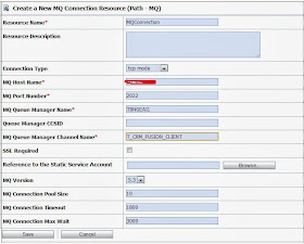 Polling the Message from WebSphere MQ using MQ Transport in OSB
