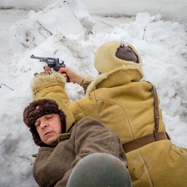 Реконструкция боя при Соколово 9.03.2018 - 28