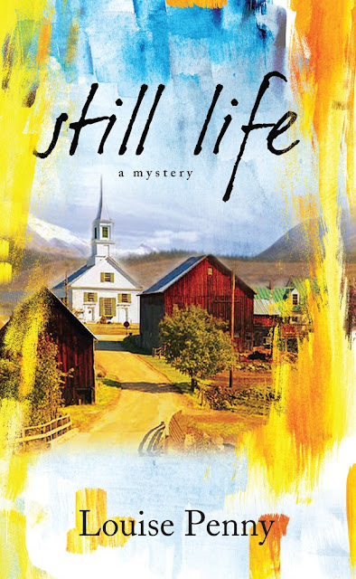 Louise Penny Still Life Book Review