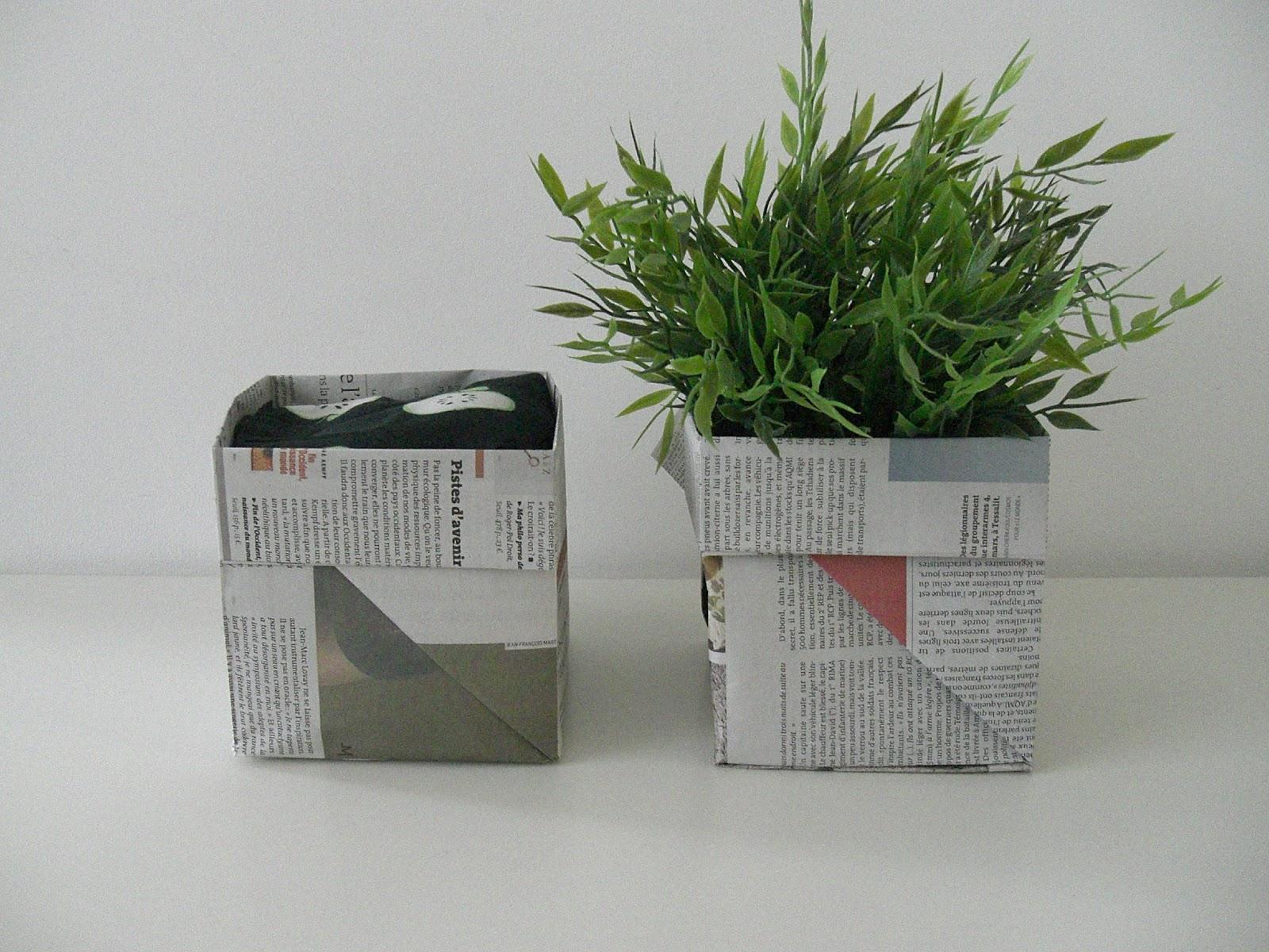 gabulle in wonderland diy origami panier en papier journal. Black Bedroom Furniture Sets. Home Design Ideas