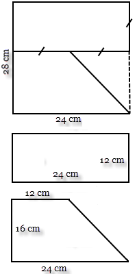 Luas Gabungan Bangun Datar : gabungan, bangun, datar, Menghitung, Gabungan, Bangun, Datar