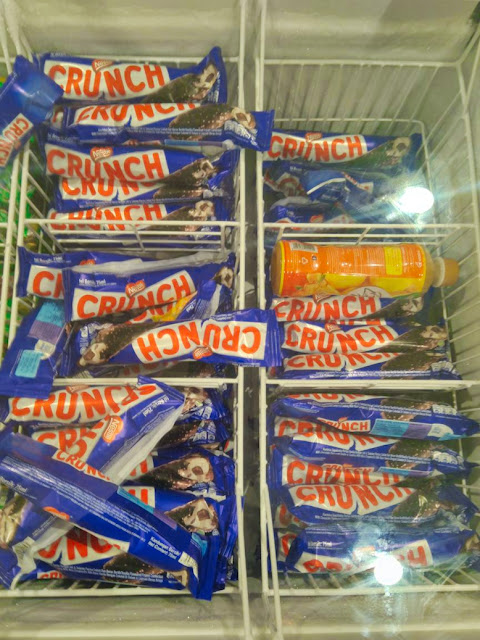 es krim nestle crunch indonesia